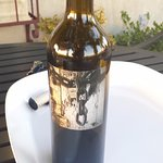 A wonderful bottle of 'Bolt Cutter' from Herman Story Wine shared with friends