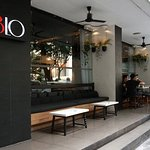 Pablo Bistro entrance