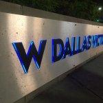 W Dallas Victory Hotel Foto
