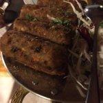 mevdeep sheesh kebab - The best ever! must try veggie kebab