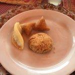Local pastry dessert for 30 dirhams !