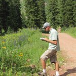 JASON - tour guide, 4-wheeling pro, wild flower afficionado