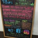 Toronto Bicycle Tours Foto