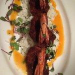 overcooked frozen shrimp