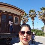 antigo vagão de trem que hoje funciona museu multimídia