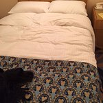 Mickey themed bed linen!