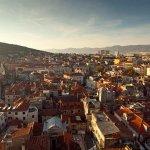 Local area - city of Split