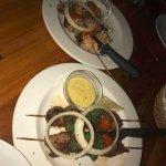 Springbok & Crocodile kebabs!