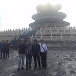 nice view from temple of heaven