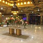 Lobby of Mena House
