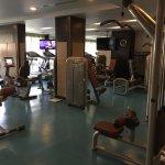 gym of Mena House 1