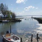 Lago Trasimeno dal camping