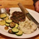 Steak (rare)