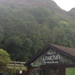 Cruachan mountain power station