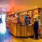 Abbeygate Cinema Restaurant, interior