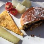 Breakfast - always delicious!