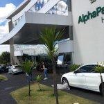 ภาพถ่ายของ AlphaPark Hotel