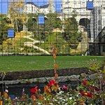 Jardin du Conseil Départemental des Pyrénées-Atlantiques