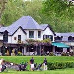 Pau Golf Club 1856 - Le club house - Billère