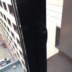 Открывающиеся окна на 9 этаже в никуда, это интересно :0