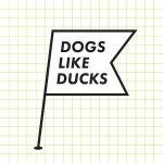 Dogs Like Ducks Logo