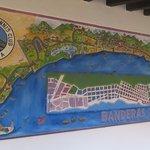 Map of Puerto Vallarta