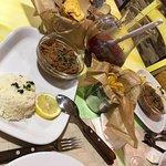 Típico prato cubano!!