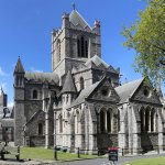 Christchurch Cathedral - Dublin Ireland