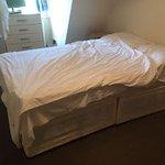 dwarf size broken bed