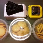some of their Cookies with Pastry & Brownie