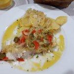 bacalao con cebolla y patatas