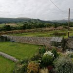 View from Ty Newydd B&B - Room 2 (first floor)