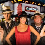 Capone's Dinner & Show welcomes your gang to spend an evening immersed in the prohibition era.