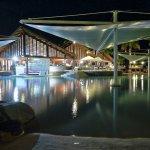 Main Pool (at night)