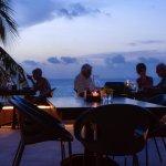 seaside dinner