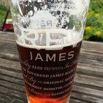 Brains Beer, 'The Reverend James', 4.5% - excellent!