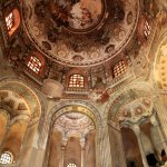 Basilica San Vitale - interno