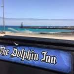 Great sea views from the Dolphin Inn Lanzarote