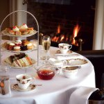 Photo de Afternoon Tea at the Angel