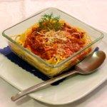 Children's Menu - Spaghetti Bolognese
