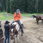 Foto de Skyline Guest Ranch and Guide Service