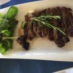 Steak en lanières
