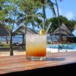 The Dawa cocktail.