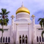 Photo of Sultan Omar Ali Saifuddin Mosque