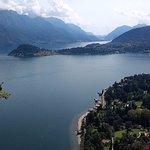 Lago di Como from Chiesa di San Martino, Griante