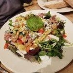 Big yummy salad