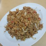 Salted fish fried rice! Super tasty