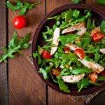 Ολόφρεσκιες σαλάτες!