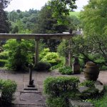 Great Terrace, Peto Garden at Iford Manor