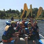 Fun on the river!